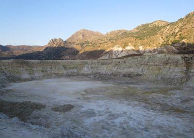 aktiver Vulkan auf Nisyros