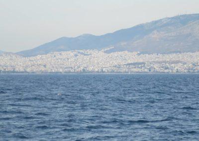Vorort von Athen