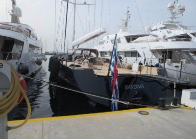 ein traumhaft schöne Vally Yacht (Karbon) in Piärus